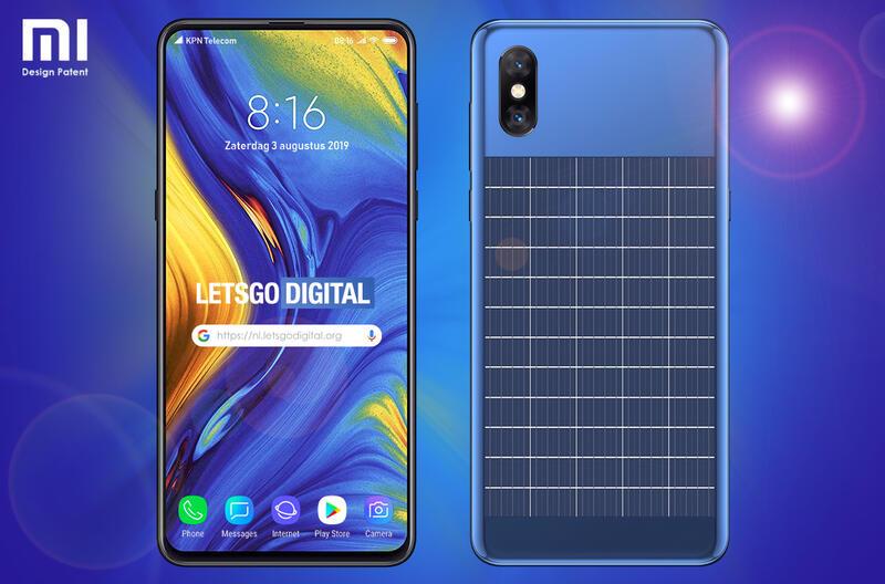 Smartfony i aksessuary - Smartfon s solnechnoy batareey ot Xiaomi