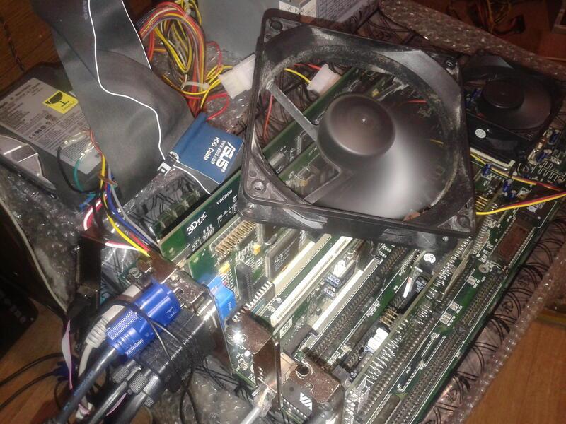 Personalnyy blog - Razgon Pentium 1 i brauzer Arachne