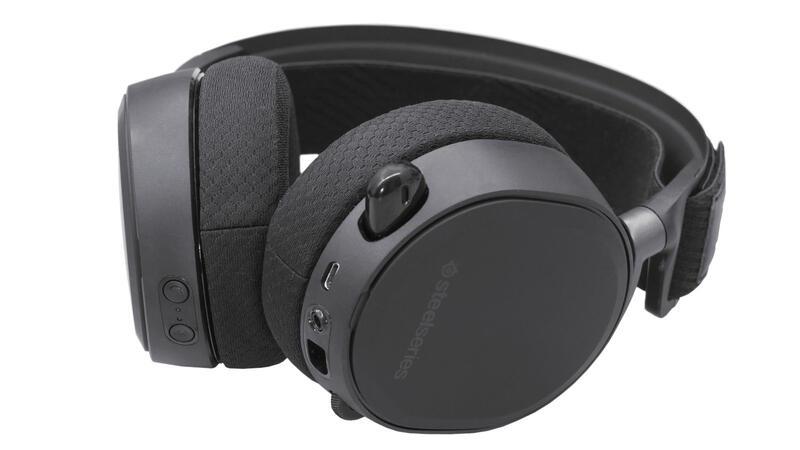 Video i Audio - Obzor igrovoy garnitury SteelSeries Arctis Pro Wireless