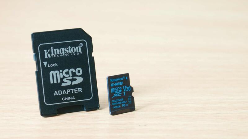 Smartfony i aksessuary - Obzor karty pamyati Kingston Canvas Go microSDXC 64 GB