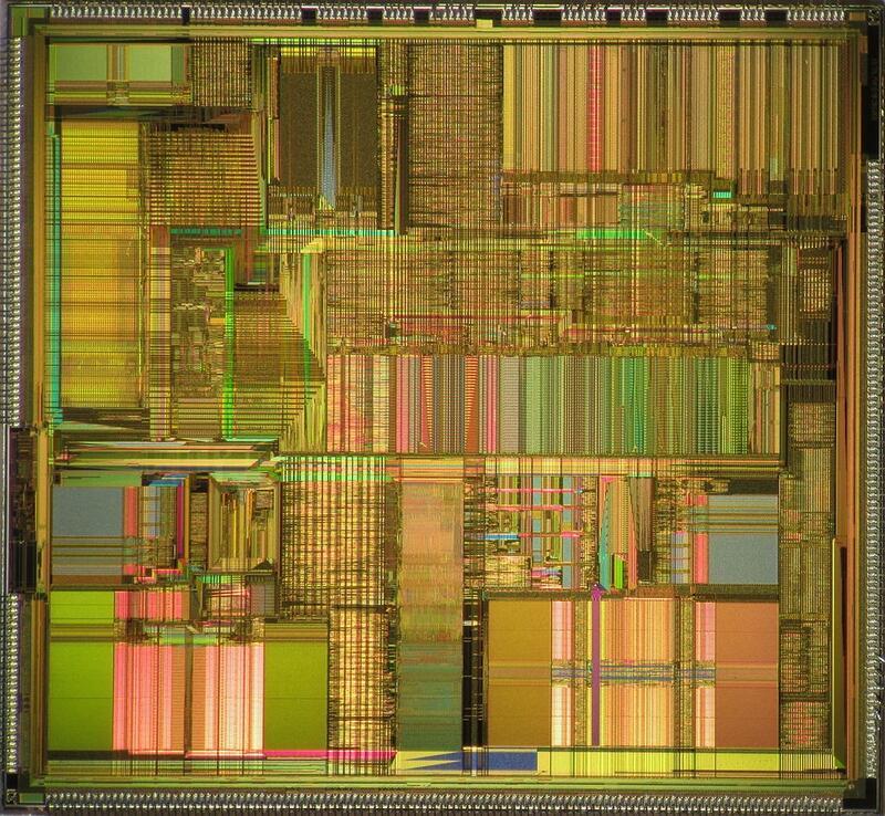 Personalnyy blog - Zapusk sistemy na baze Pentium I