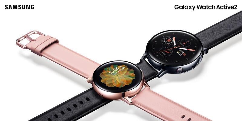 Smartfony i aksessuary - Novyy Galaxy Watch Active 2 ot Samsung