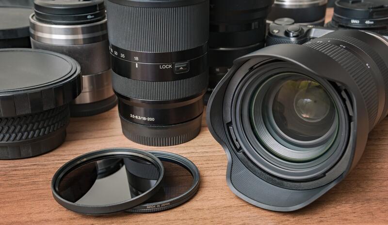 Fototehnika - Professionalnye obektivy