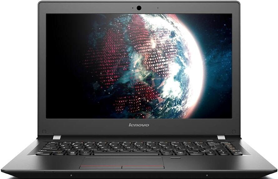Ноутбук Lenovo E3180 80MX00WHRK (Intel Pentium 4405U 2.1 GHz/4096Mb/128Gb SSD/No ODD/Intel HD Graphics/Wi-Fi/Bluetooth/Cam/13.3/1366x768/Windows 10 64-bit)