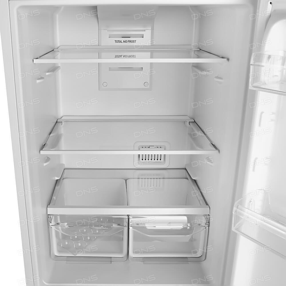 двухкамерный холодильник indesit df 4160 w