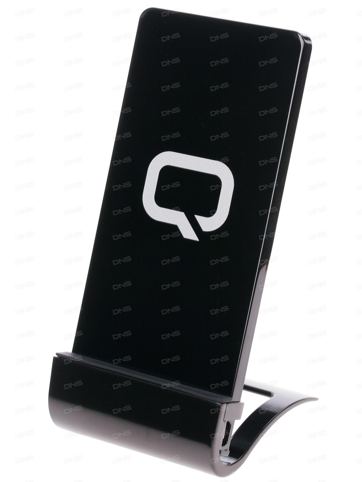 Зарядное устройство Qumo 2.1A MicroUSB Black