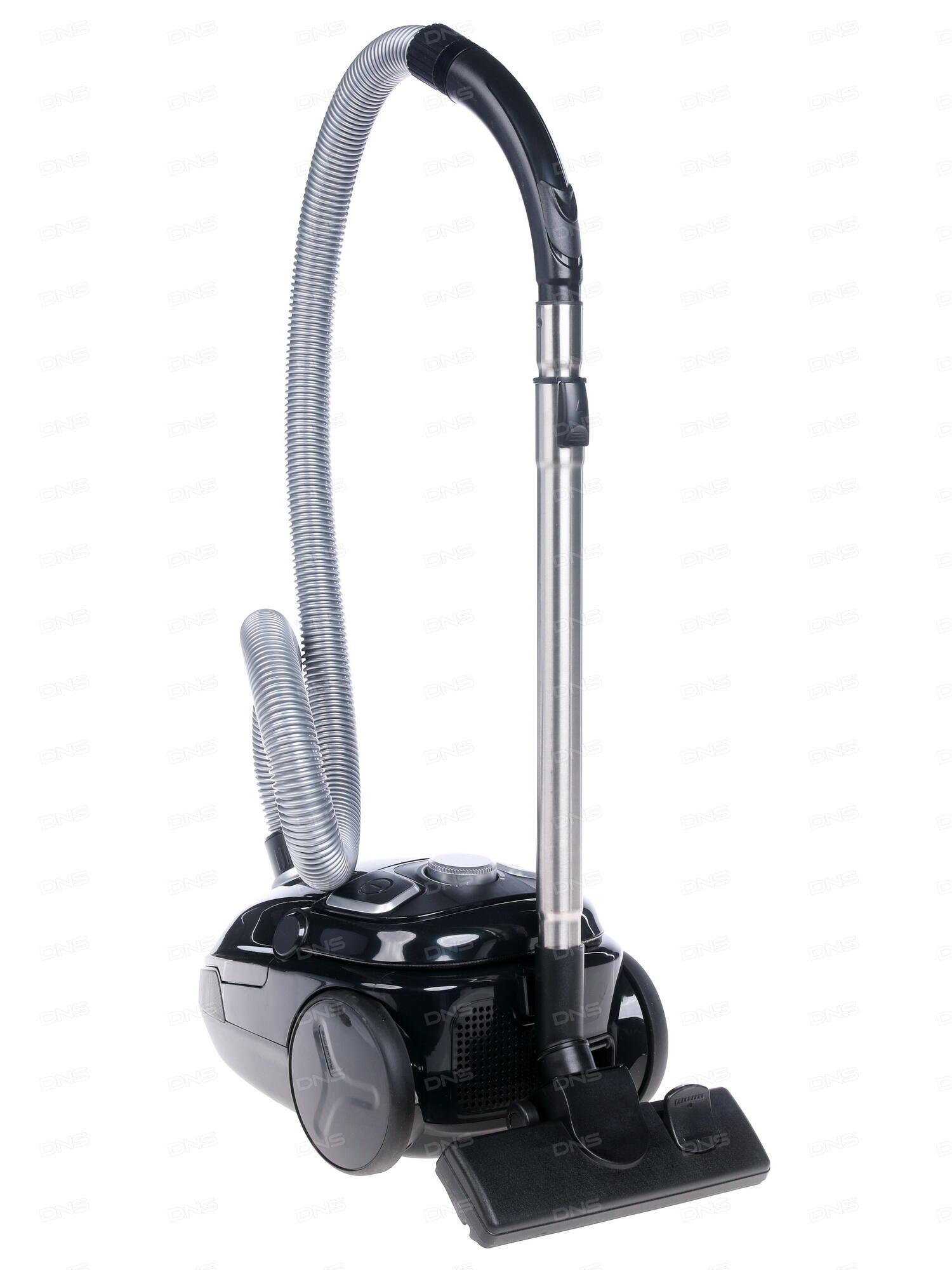 Пылесос Philips FC8383/01 с мешком сухая уборка 2000Вт черно-синий