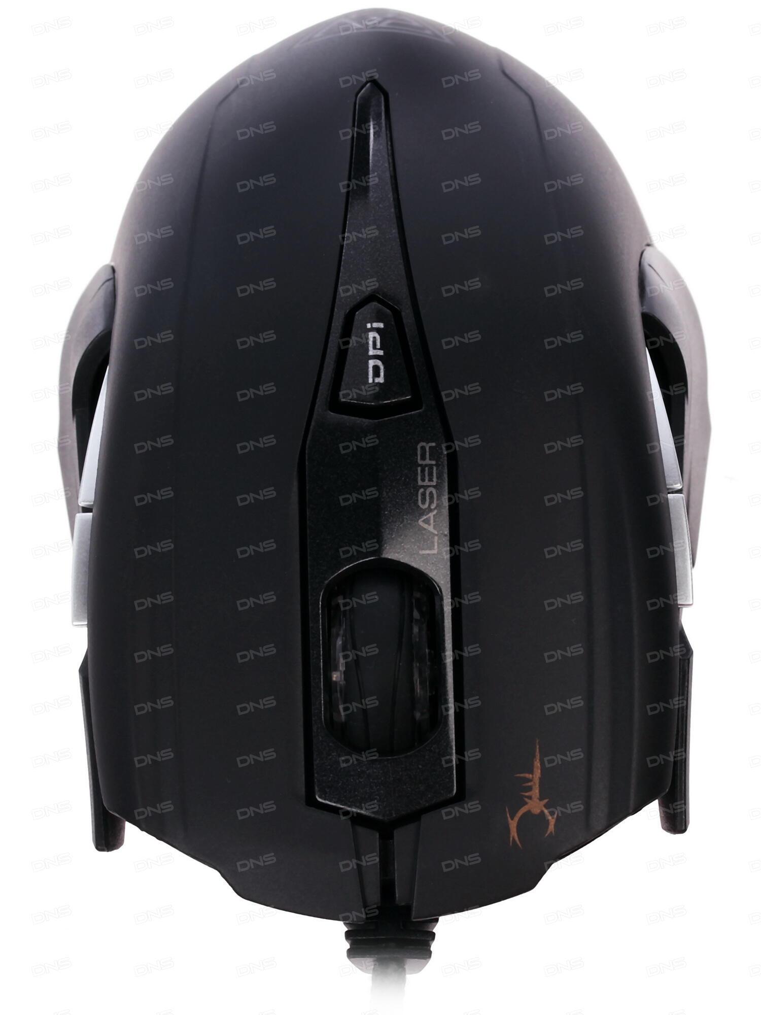 Мышь проводная GAMDIAS EREBOS Optical чёрный USB