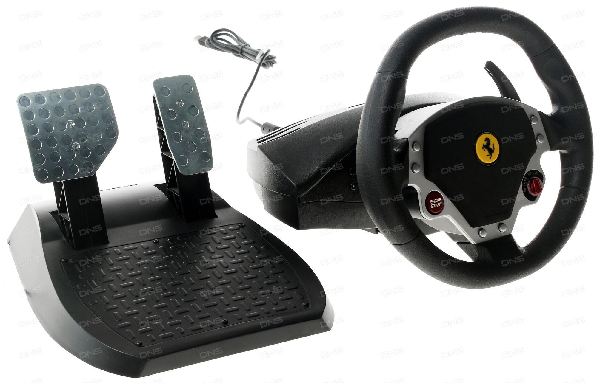 Купить Руль Thrustmaster Ferrari 430 Force Feedback в