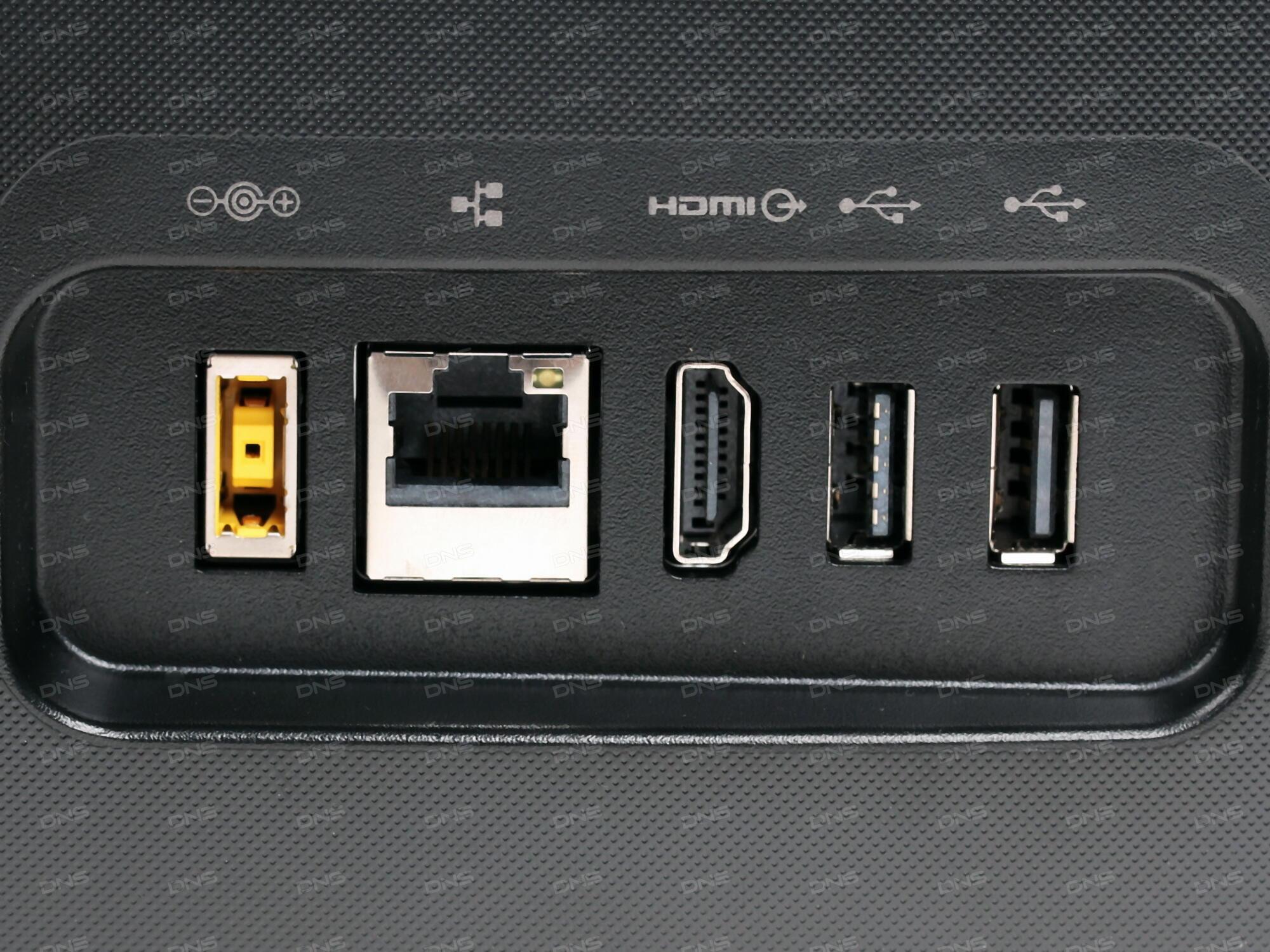 Моноблок Lenovo S200z (10K40039RU) Celeron-J3060 (1.6)/4GB/1000Gb/19.5