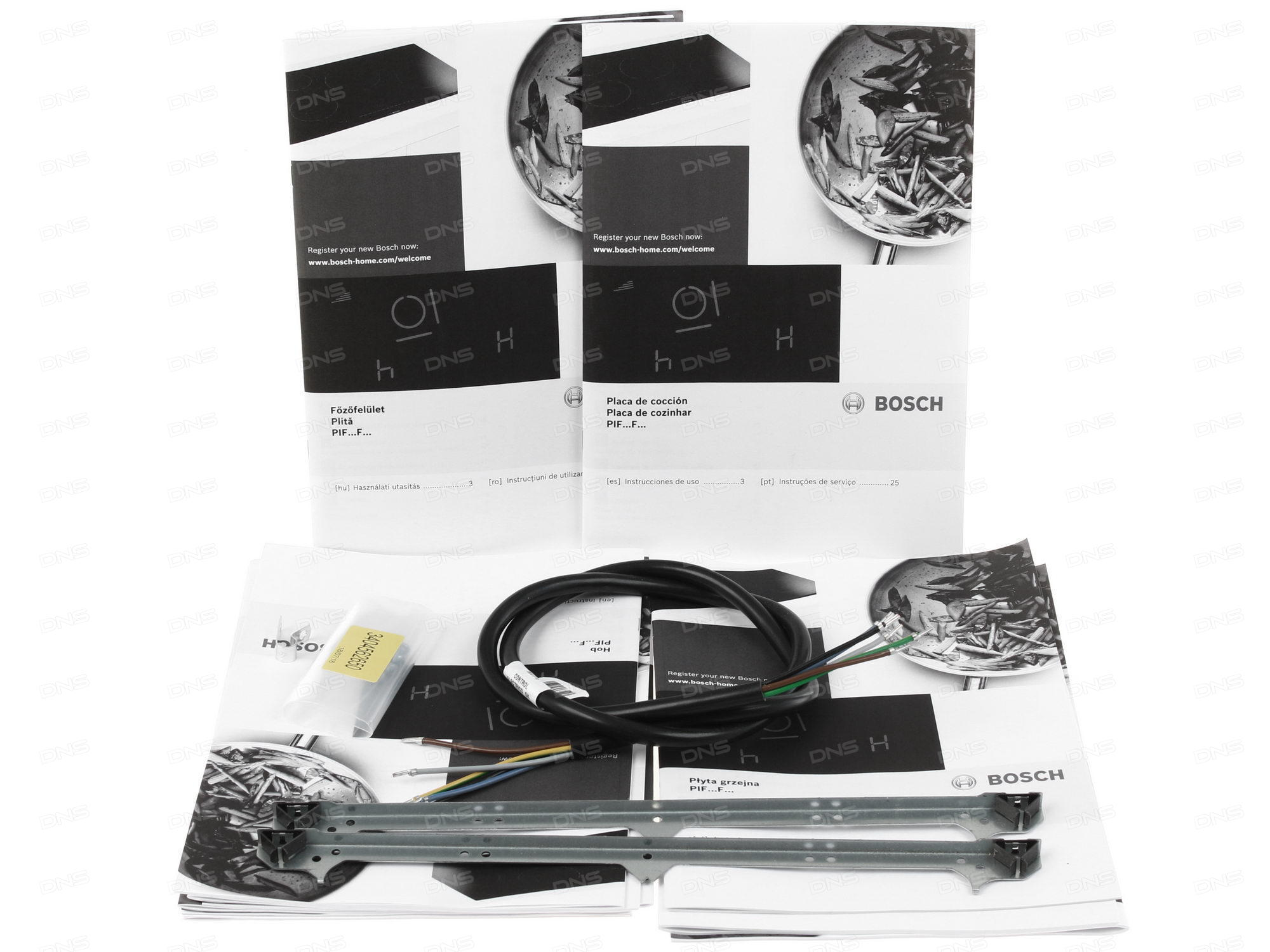 Варочная панель Bosch PGP6B5B60