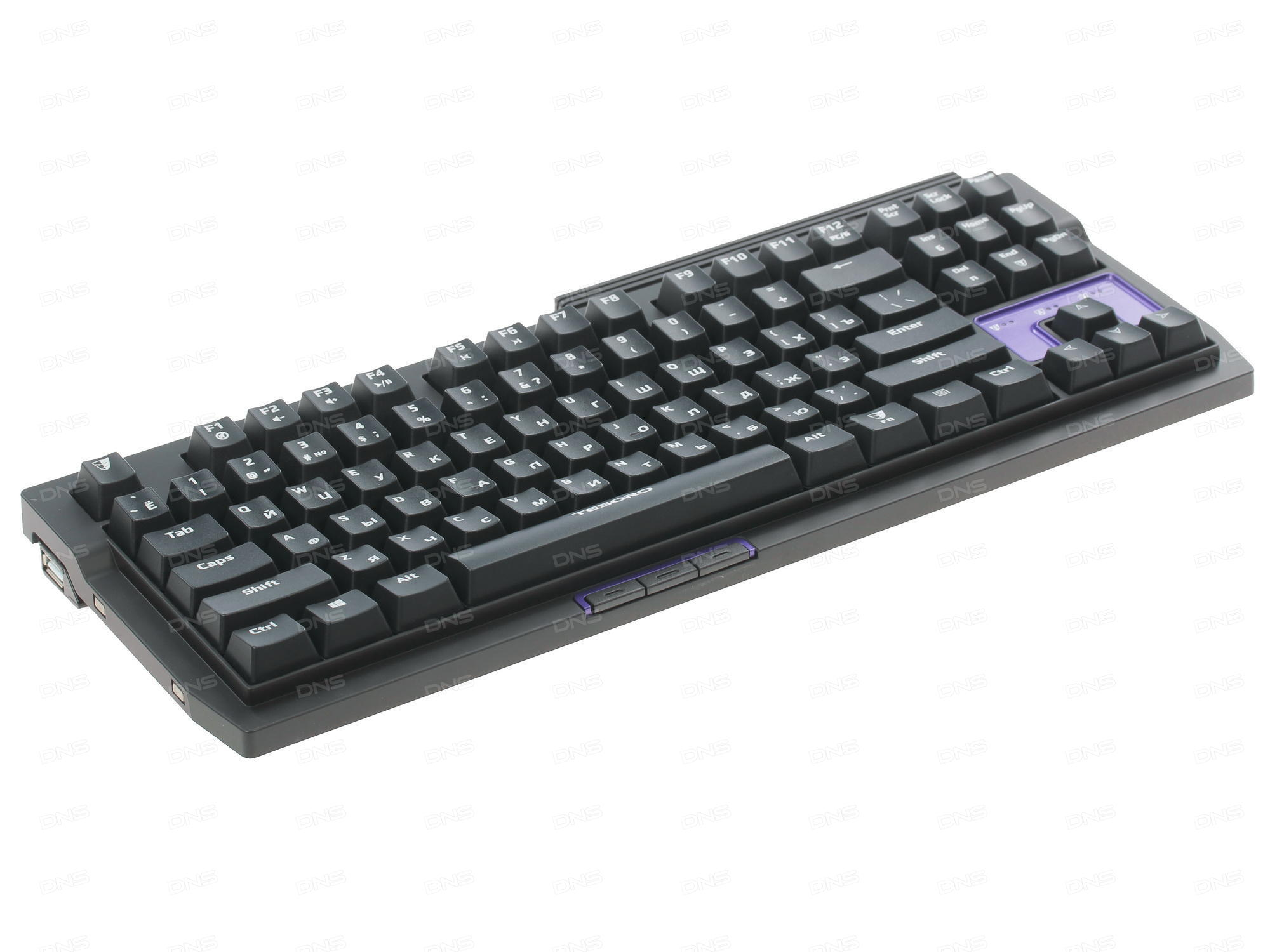 Клавиатура Tesoro Excalibur Spectrum Blue TS-G7SFL