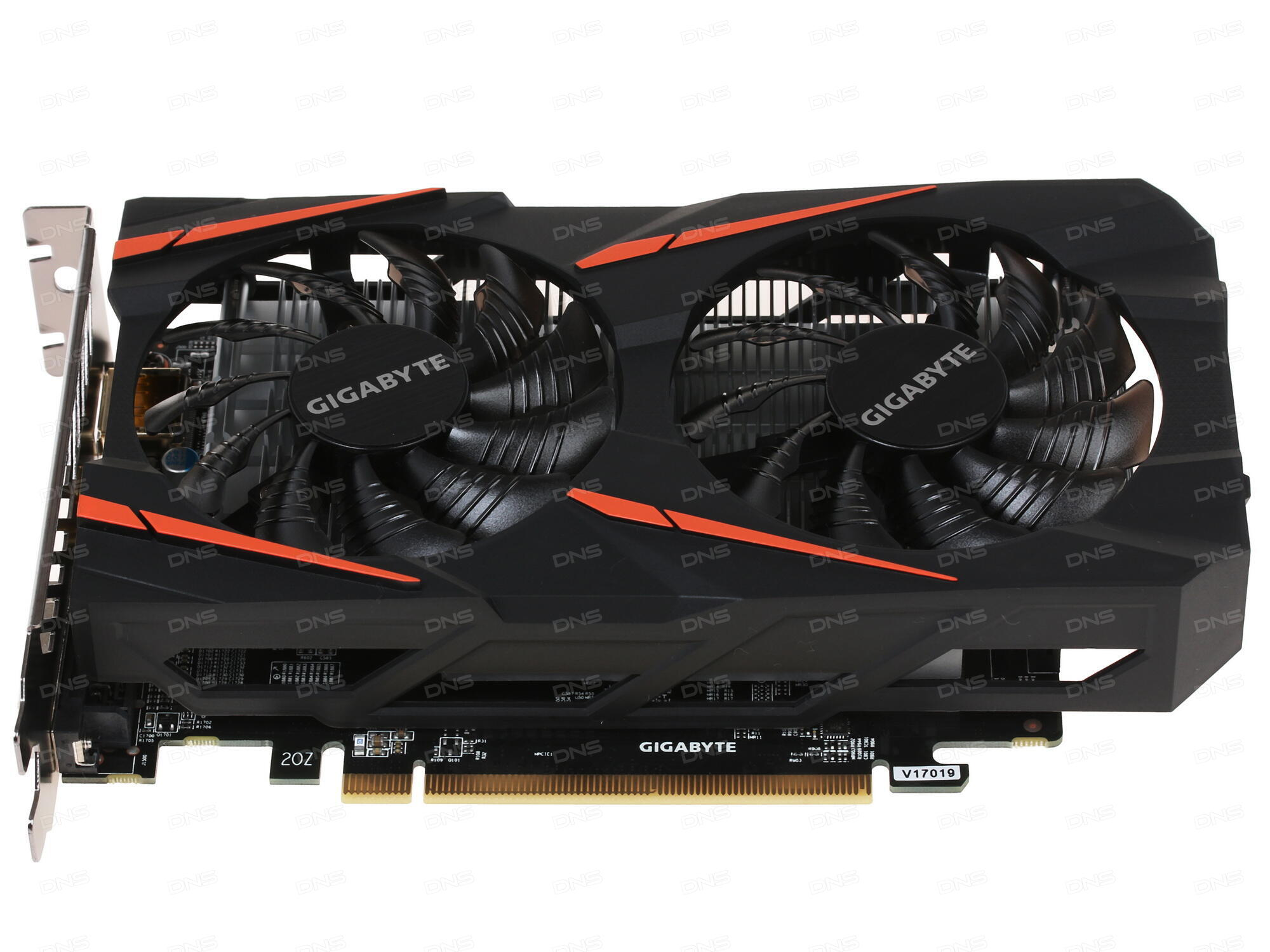 Видеокарта ASUS Mining Radeon RX 470 1206Mhz PCI-E 3.0 4096Mb 7000Mhz 256 bit DVI RX470-4G-M