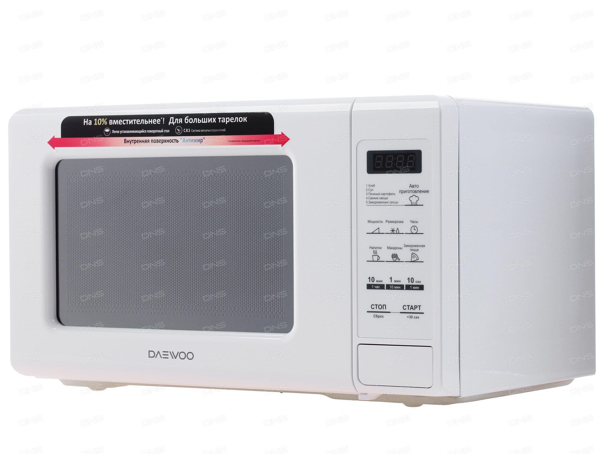 Микроволновая печь daewoo запчасти