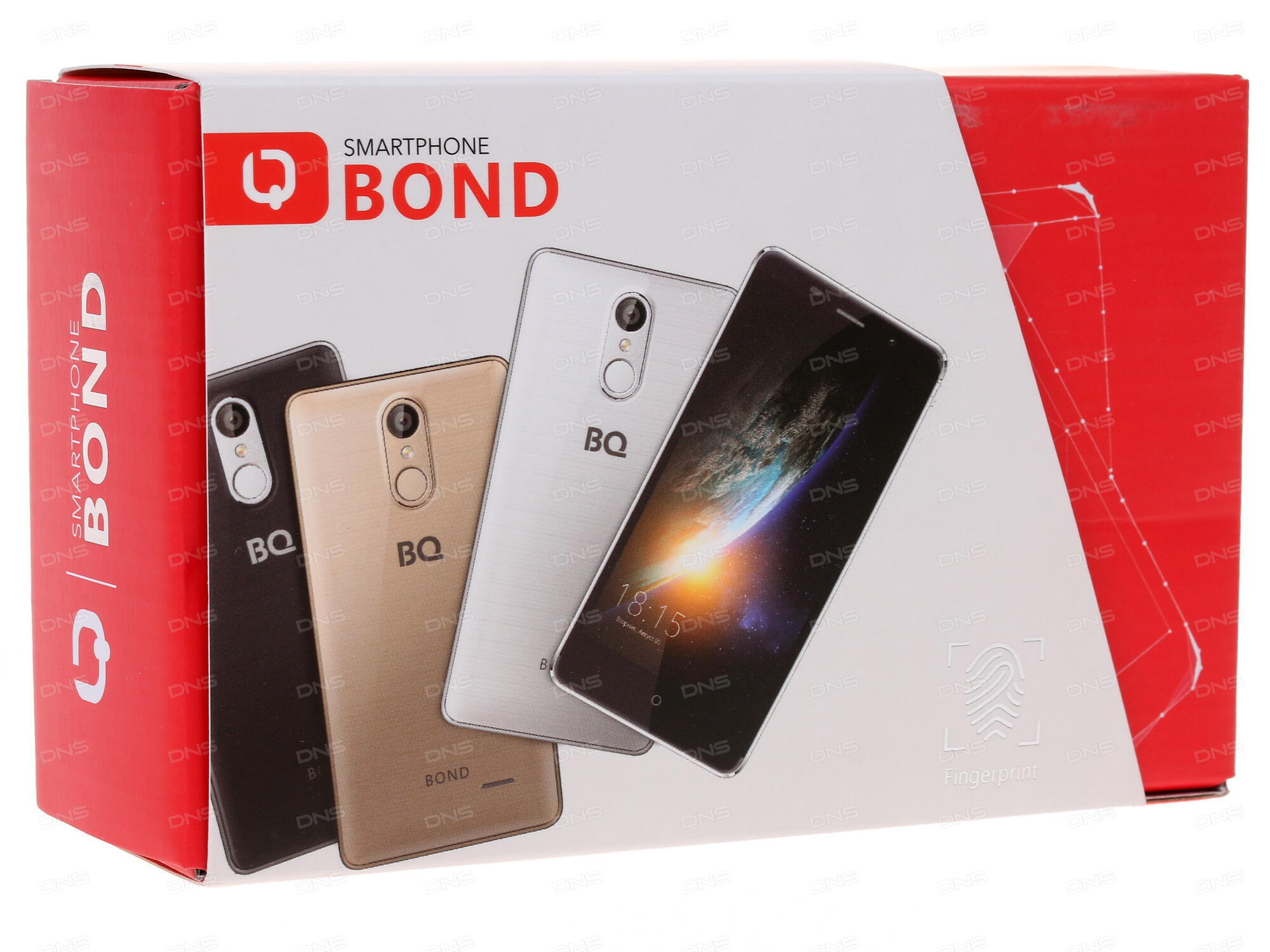 Смартфон BQ 5022 Bond White MediaTek MTK6580A (1.3)/8 Gb/1 Gb/5