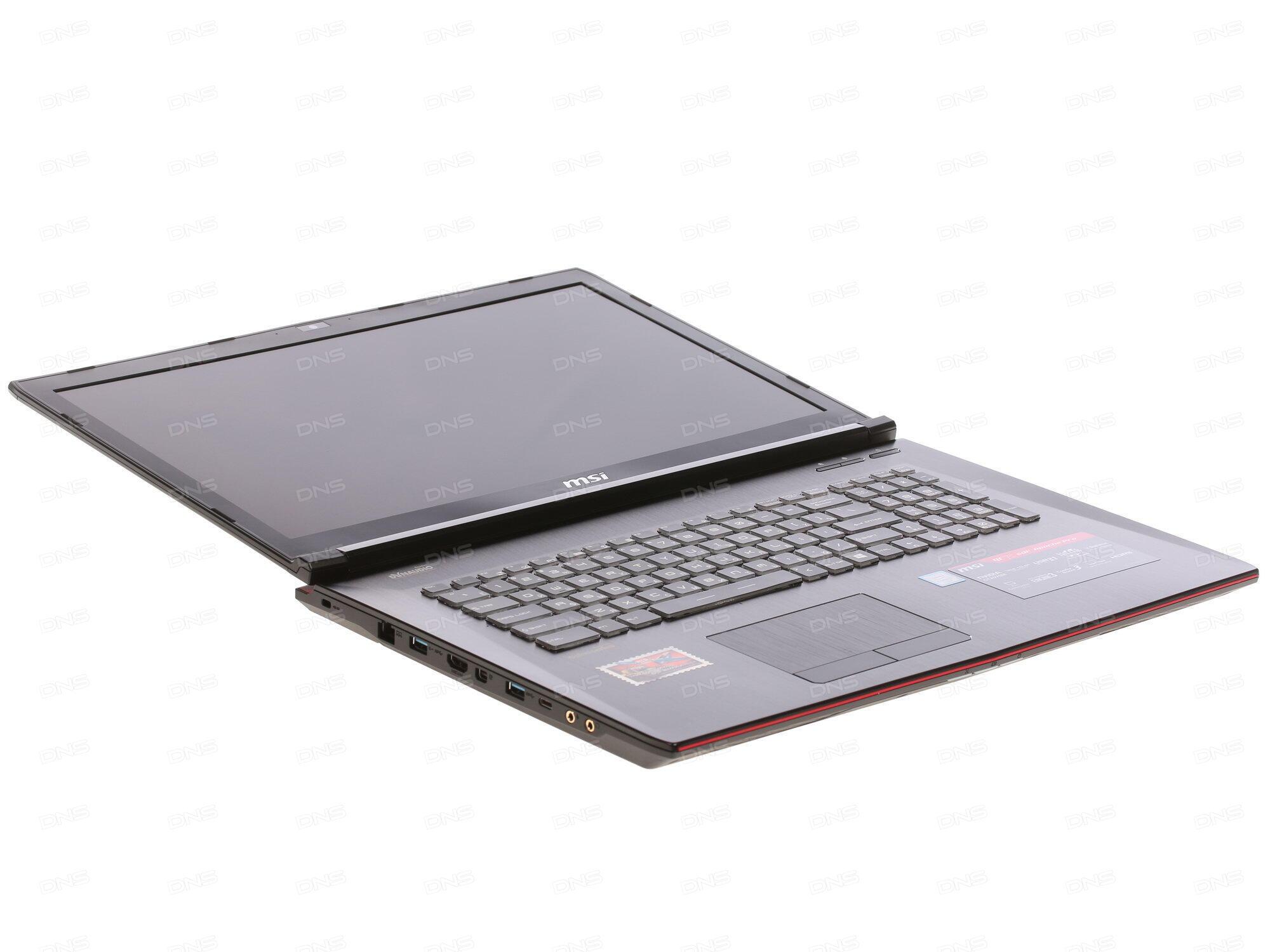 Ноутбук MSI GE72 2QE-031RU 9S7-179111-031 (Intel Core i7-4720HQ 2.6 GHz/8192Mb/1000Gb/DVD-RW/nVidia GeForce GTX 965M 2048Mb/Wi-Fi/Cam/17.3/1920x1080/Windows 8 64-bit)
