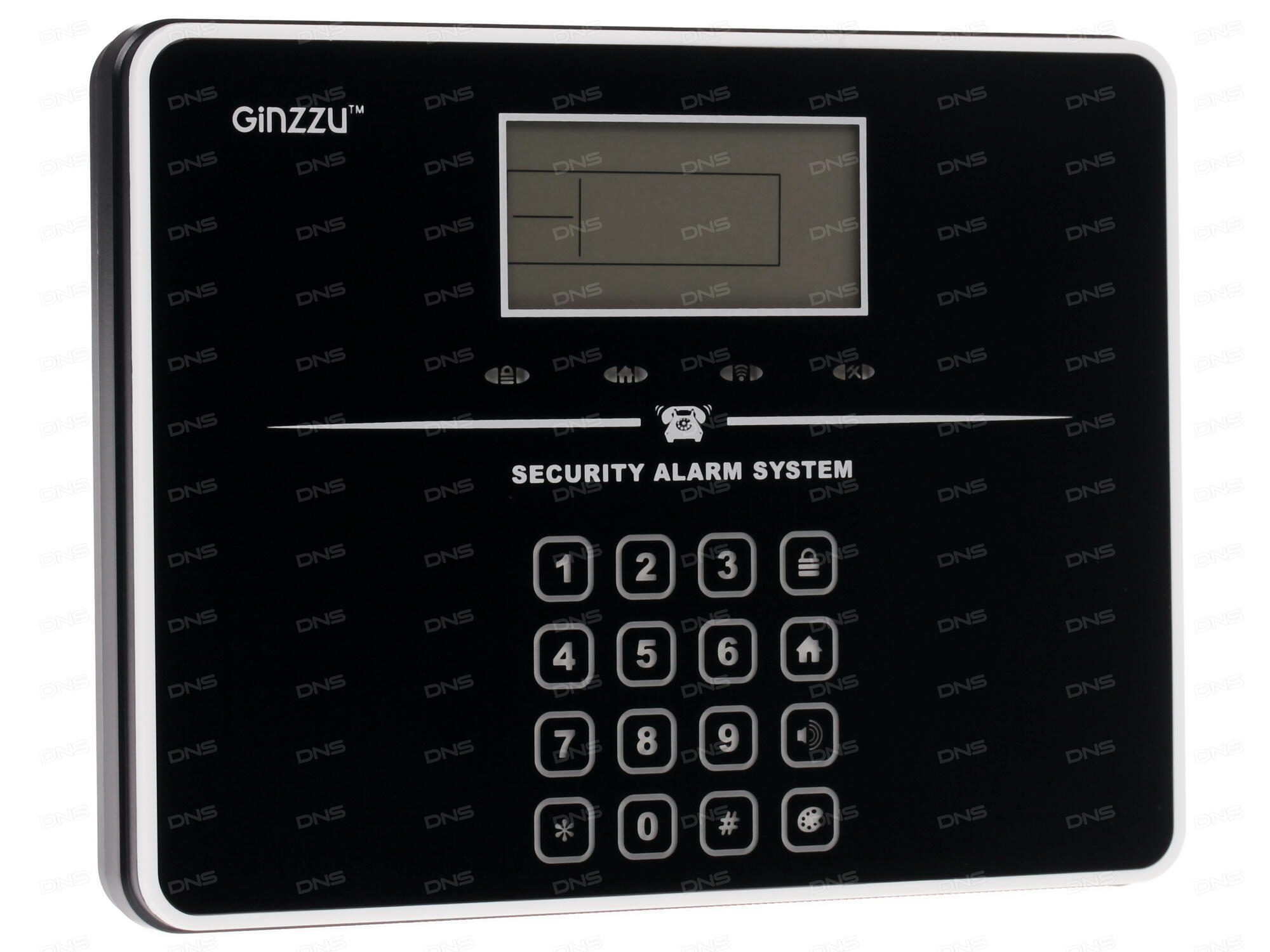 Комплект Ginzzu HS-K02BL Ver.2