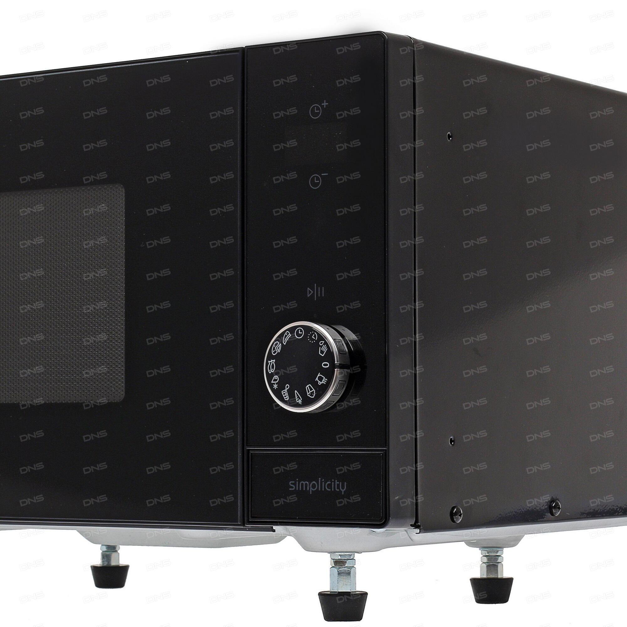 Микроволновая печь Gorenje BM201EG1BG черный купить в ...