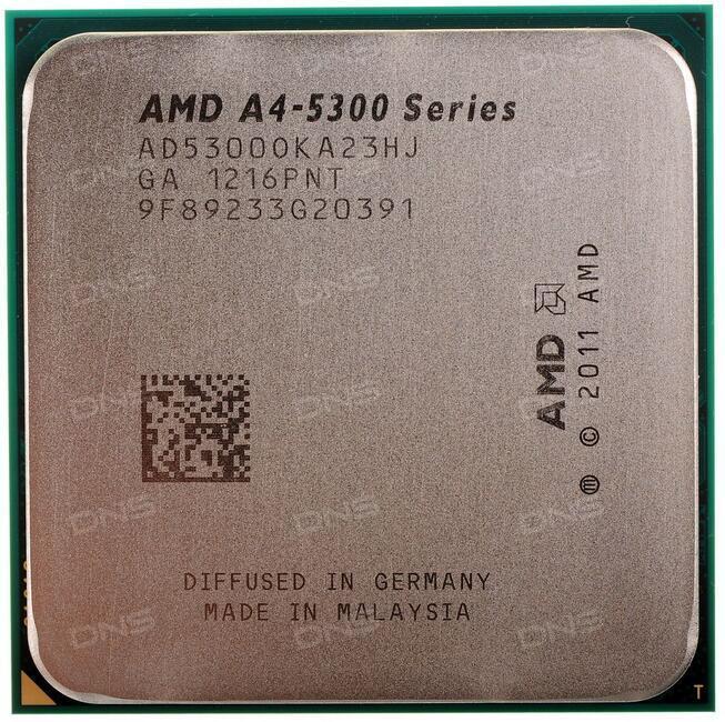 драйвер для amd a4 5300