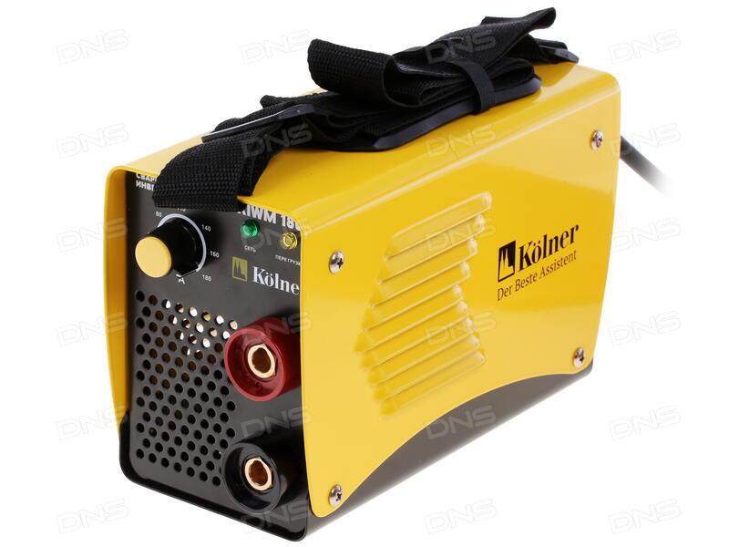 Сварочный аппарат kolner отзывы купить инверторный генератор бензиновый в москве