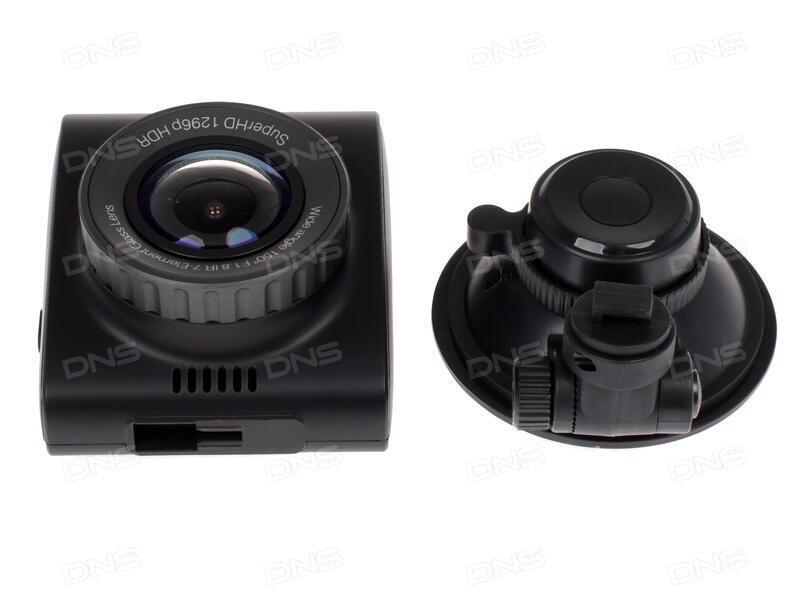 RayBerry D3 автомобильный видеорегистратор - фото 7