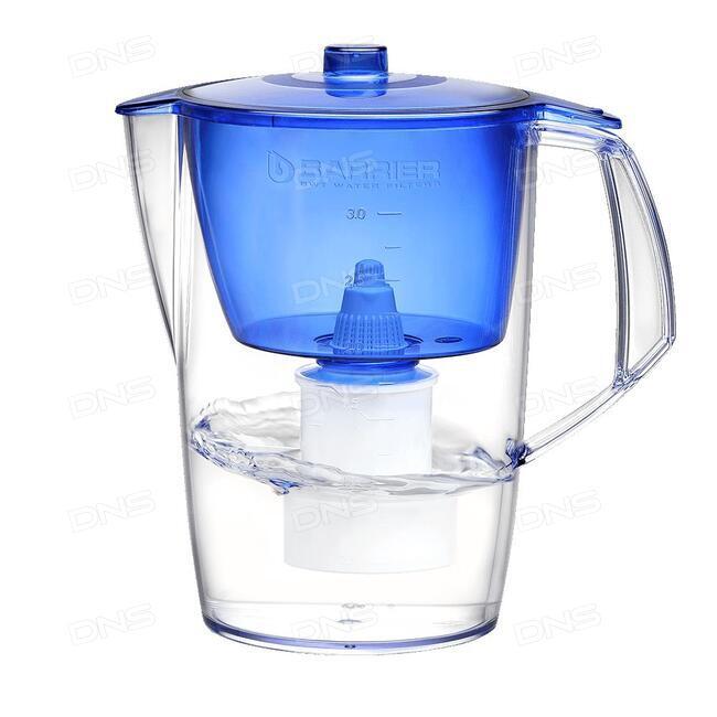 Стоимость фильтра для очистки воды барьер