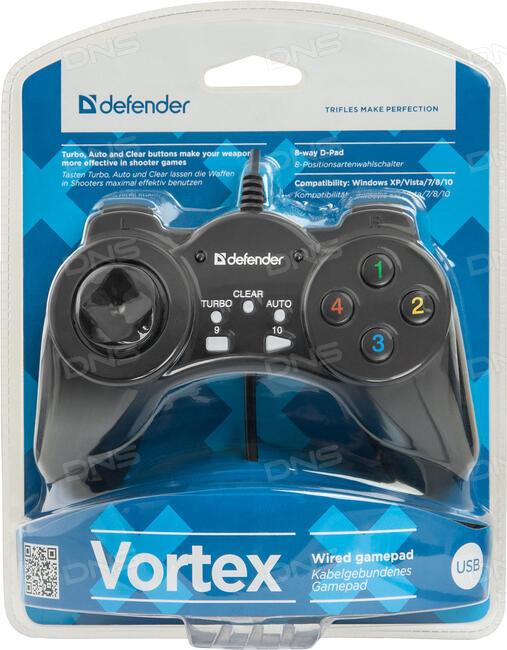 драйвер для defender vortex