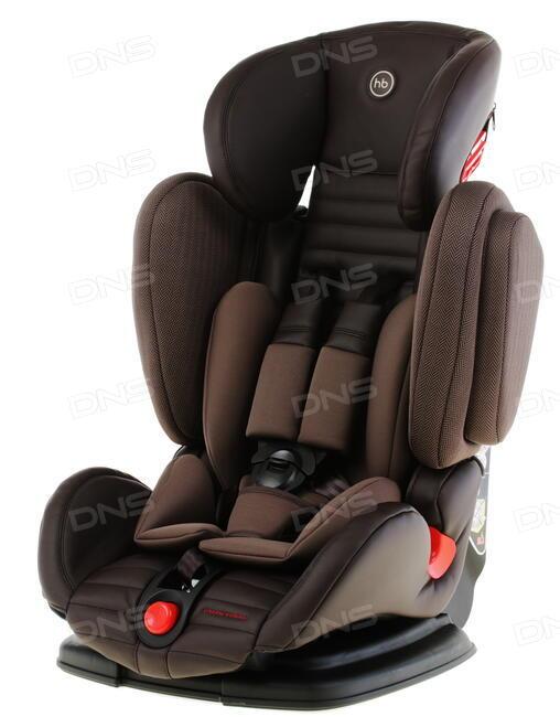 Автокресло Happy Baby Happy Baby Автокресло Mustang (Brown)