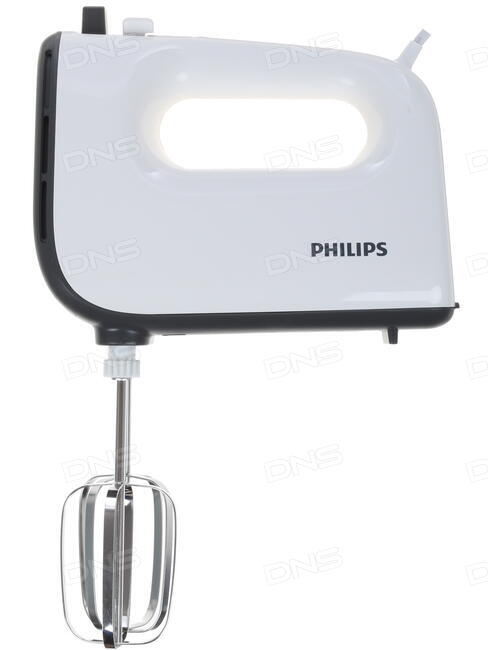 Миксер philips hr3745/00 светло-серый
