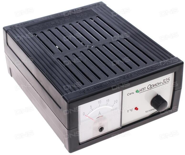 Зарядное устройство для аккумулятора НПП Орион Вымпел-03 - фото 10
