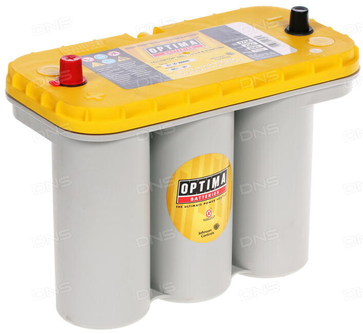 Аккумулятор для легкового автомобиля Optima YellowTop YT U 4.2 - фото 8