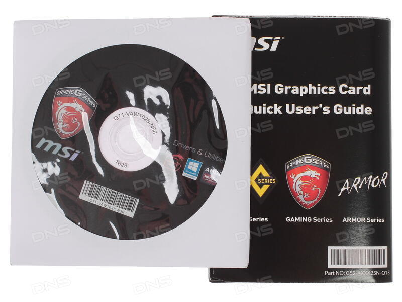 Купить Видеокарта MSI AMD Radeon RX 480 GAMING X [RX 480 GAMING X 4G