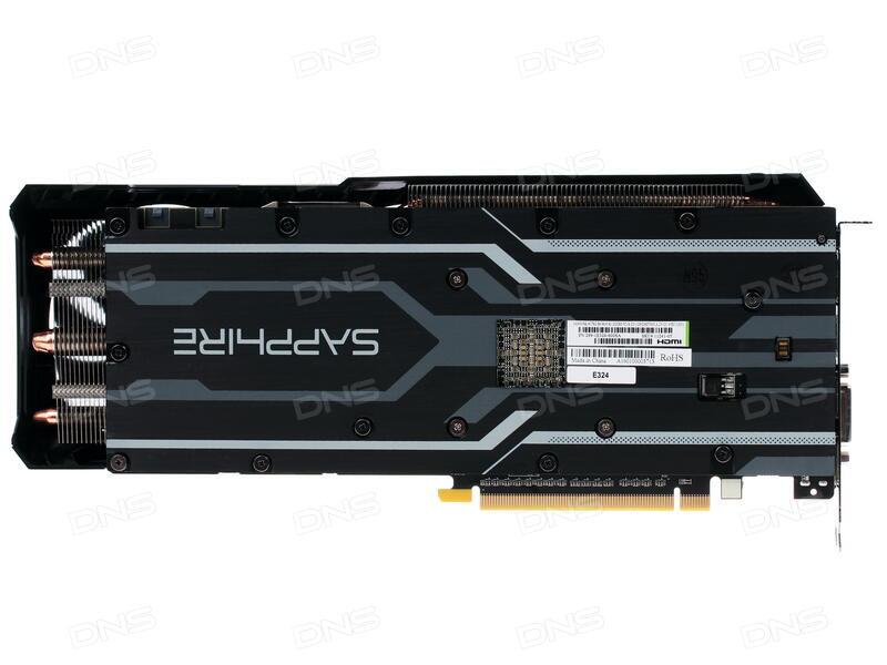 Купить Видеокарта Sapphire AMD Radeon R9 390X NITRO TRI-X OC