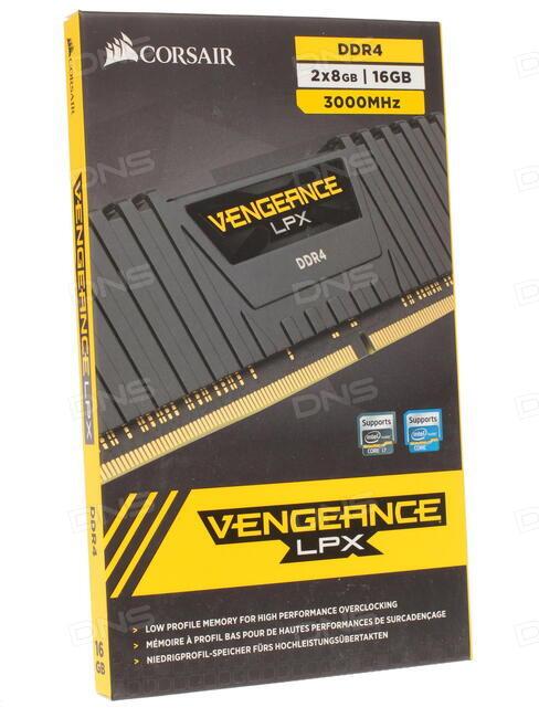 Отзывы покупателей о Оперативная память Corsair Vengeance LPX