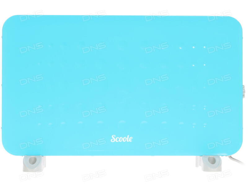 Конвектор Scoole SC HT HL1 1000 BK Black