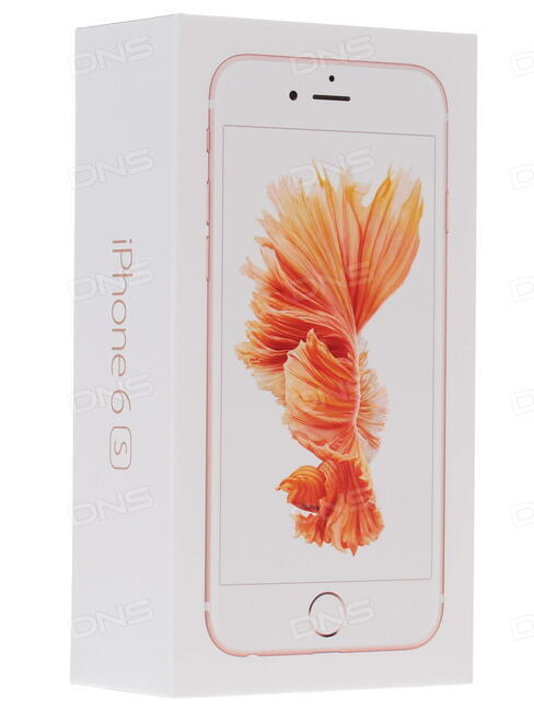 днс iphone 6s