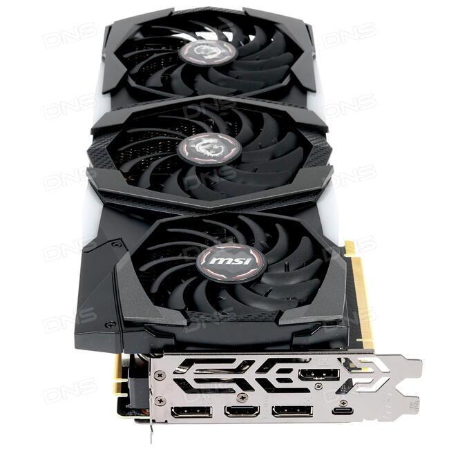 Купить Видеокарта MSI GeForce RTX 2080 Super GAMING X TRIO