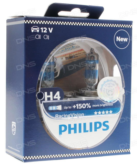 philips racing vision 12342rvs2. Black Bedroom Furniture Sets. Home Design Ideas