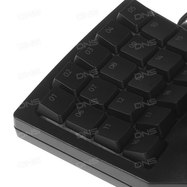 Технические характеристики Клавиатура Razer Tartarus V2