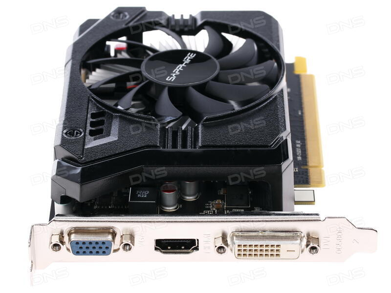 Купить Видеокарта Sapphire AMD Radeon R7 250 [11215-21-XX] в