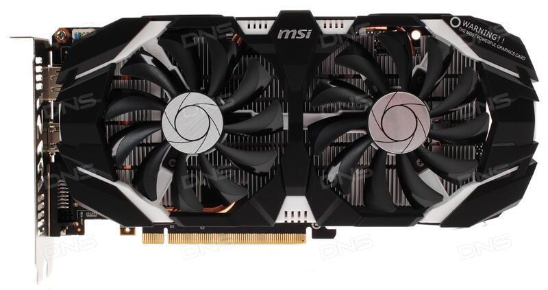 Купить Видеокарта MSI GeForce GTX 1060 OC [GTX 1060 6GT OCV1] в интернет  магазине DNS  Характеристики,