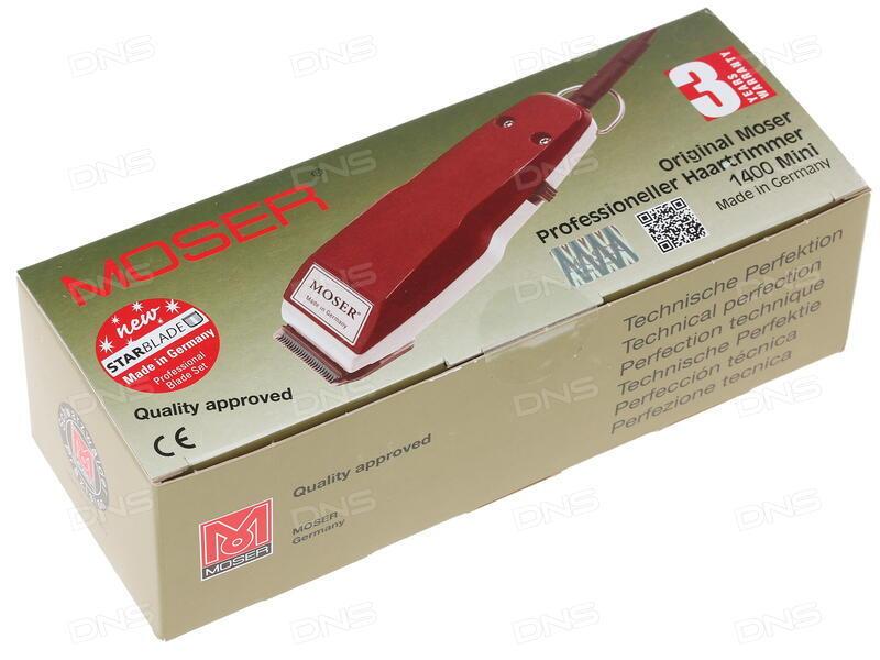 Купить Машинка для стрижки Moser 1400 Mini в интернет магазине DNS ... dd5eeec2ebf