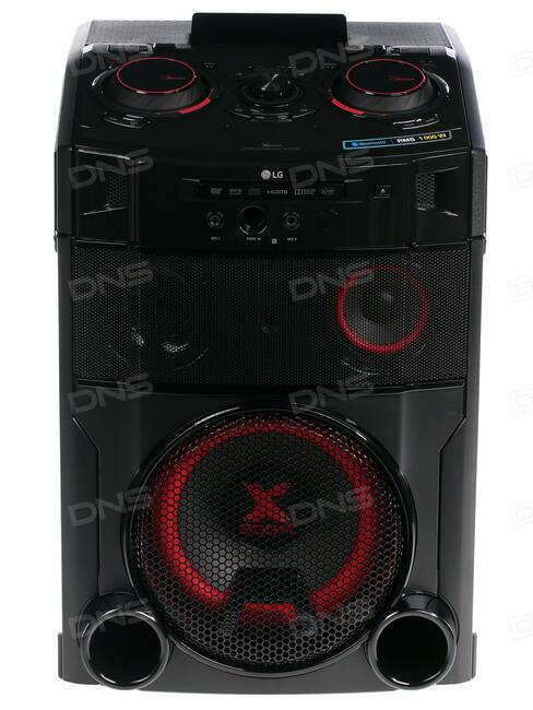 Купить Домашняя аудиосистема LG OM7550K в интернет магазине DNS ... 6da43ae6f85