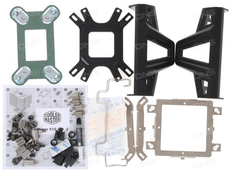 Кулер Cooler Master for AMD DK9-9ID2A-PL-GP (Socket AM3 AM2+ AM2 AMD до 130 Вт)