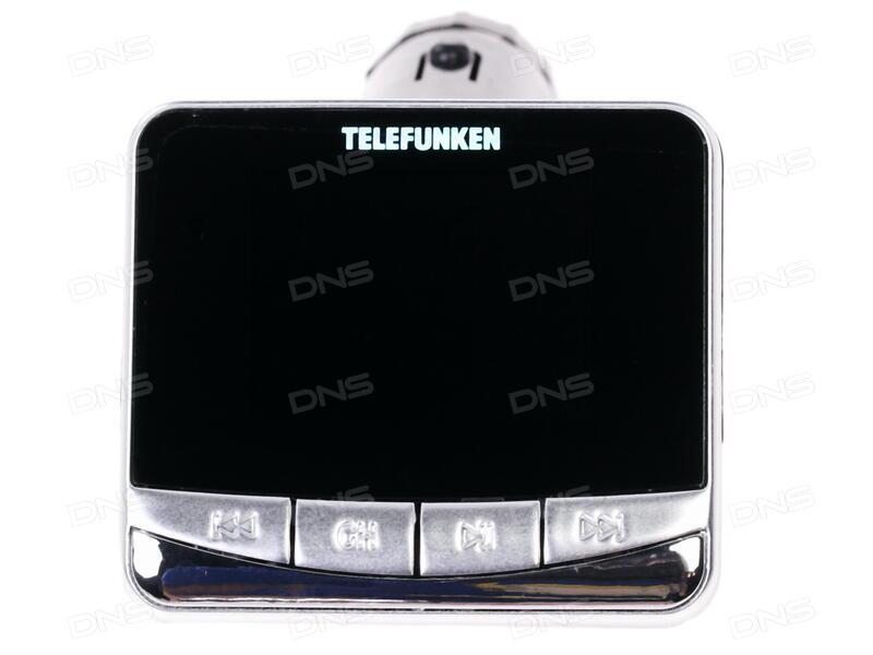 Автомобильный FM-модулятор Telefunken TF-FMT12 - фото 11