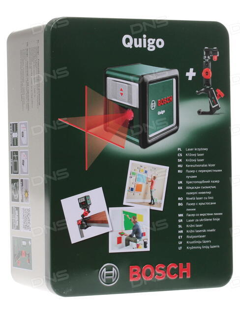 bosch quigo iii dns. Black Bedroom Furniture Sets. Home Design Ideas