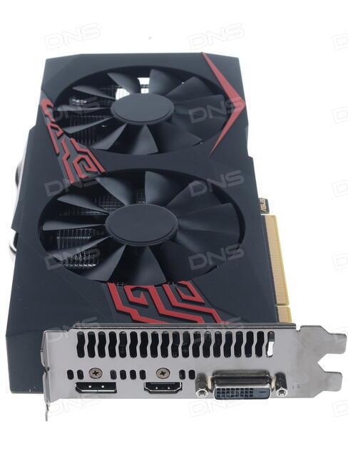 Купить Видеокарта ASUS AMD Radeon RX 570 EXPEDITION OC [EX-RX570-O4G] в  интернет магазине DNS