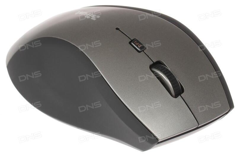 Беспроводная мышь SVEN RX-325 Wireless белая 4 клавиши эргономичная форма блистер
