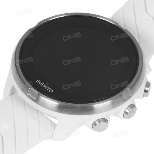 862b83d5 Купить Спортивные часы SUUNTO 9 G1 ремешок - белый в интернет ...