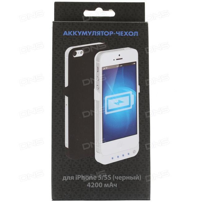 c71c32aea8a77 Купить Чехол-батарея Func для Apple iPhone 5/5S/SE черный в интернет ...